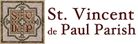 St Vincent de Paul Parish logo