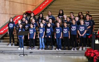 Highland Elementary Choir Nov. 2018
